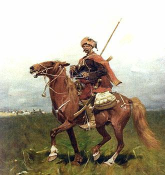 Etnias e Historia: Los Cosacos